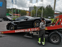 Billig bilbärgning i Göteborg